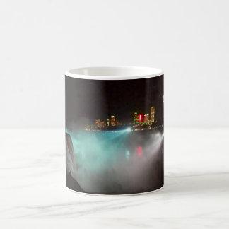 Niagara la nuit mug