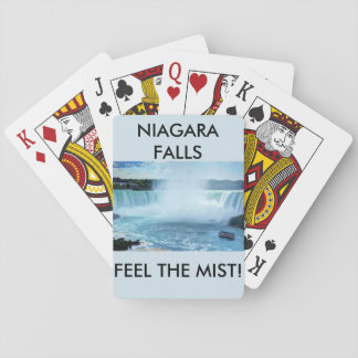 Niagra tombe plate-forme des cartes de jeu jeux de cartes