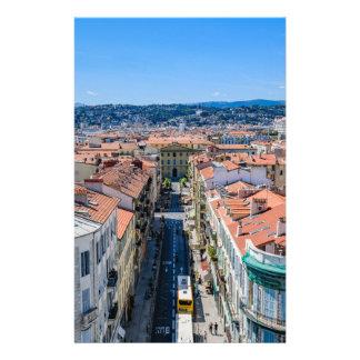 Nice du centre, France Papeterie