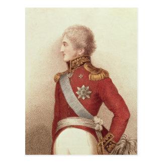Nicholas I, tsar de la Russie Carte Postale