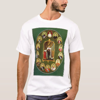 Nicholas II - Multiple T-shirt