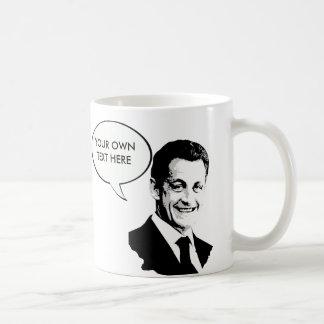 Nicolas Sarkozy Tasse À Café