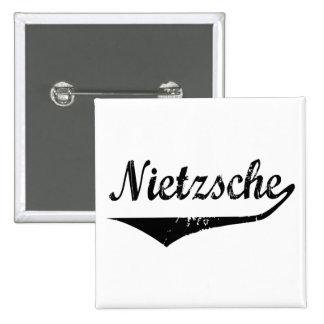 Nietzsche Badge