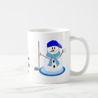 N'importe quel golf de saison est allumé mug