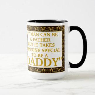 N'importe quel homme peut être une tasse de père
