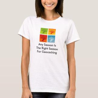 N'importe quelle saison est la bonne saison pour t-shirt