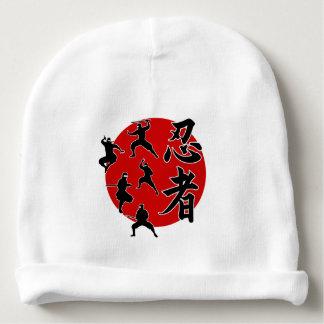 Ninja Bonnet De Bébé