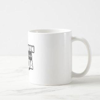 Ninja mormon mug