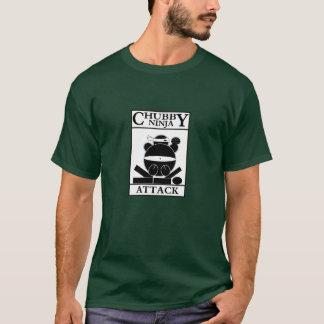 Ninja potelé - T-shirt d'attaque
