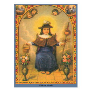 Nino de Atocha Cartes Postales