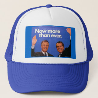 Nixon/casquette d'Agnew Casquette