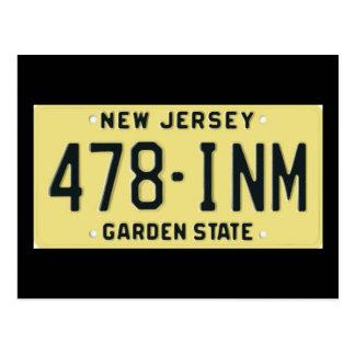 NJ77 CARTES POSTALES