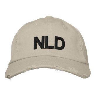 NLD casquette Casquette Brodée