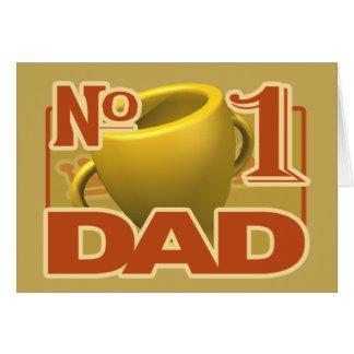 No. 1 carte de papa