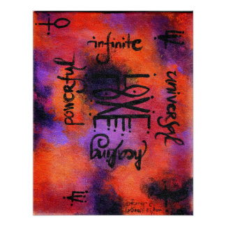 No. 1 de talisman d'amour poster