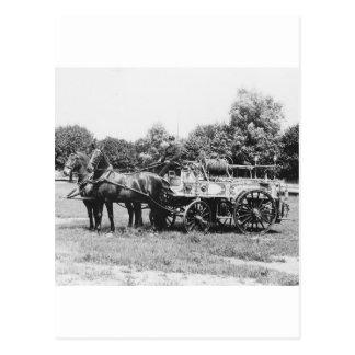 No. 4, 1911 de délivrance carte postale