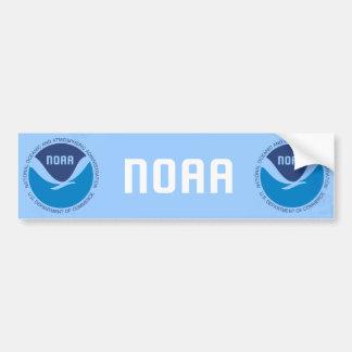 NOAA AUTOCOLLANT DE VOITURE