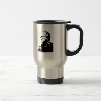 Noam Chomsky Mug De Voyage