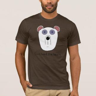 N'observez pas le T-shirt d'ours