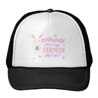 Nobunny aime mon aviateur casquettes