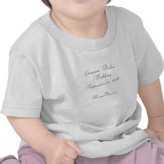 Noce pour des enfants… - Customisé T-shirts