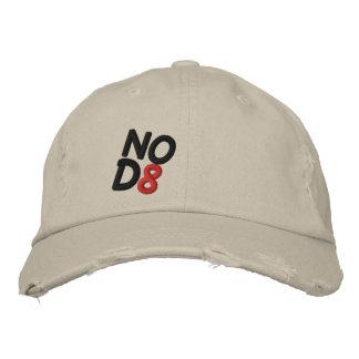 NOD8 a affligé le casquette brodé par pantalon en