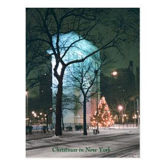 Noël à New York (remise sur les cartes multiples)