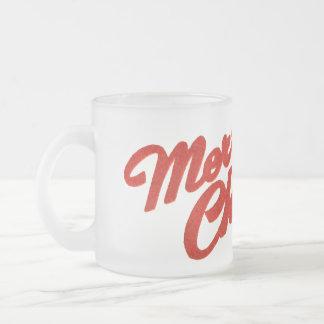 Noël assemblé rouge de sembler vintage Joyeux Mugs