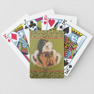 Noël bear.jpg jeux de cartes bicyle