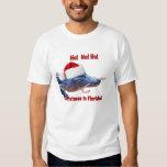 Noël dans le T-shirt de la Floride