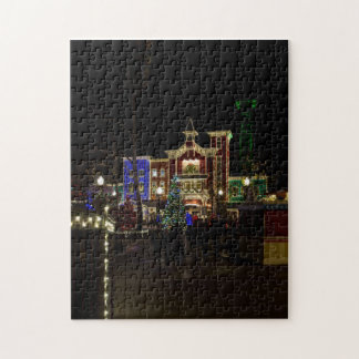 Noël d'atterrissage de Firemans Puzzle