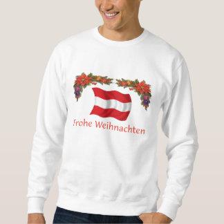 Noël de l'Autriche Sweatshirt
