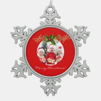 Noël de modèle photo de Noël Ornements
