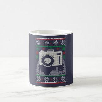 Noël de photographe mug