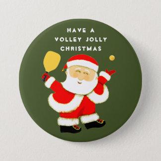 Noël de Pickleball Badges