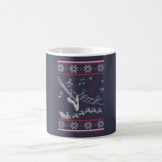 Noël de roche mug