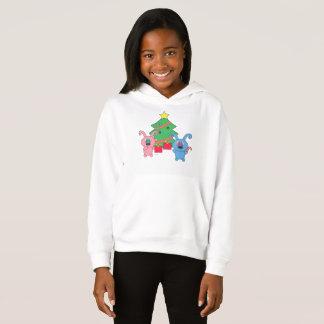 Noël de Rollys badine le sweat - shirt à capuche