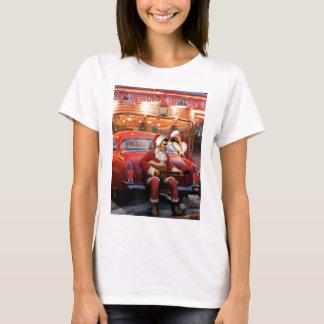 Noël d'Elvis et de Marilyn T-shirt