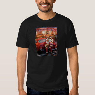 Noël d'Elvis et de Marilyn T-shirts