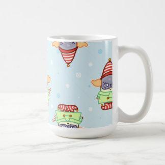 Noël Drinkware d'Elf de carlin Mug