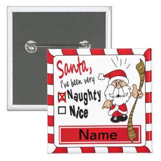 Noël drôle vilain ou Nice Badges
