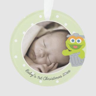 Noël du bébé de l'oscar | le premier - ajoutez