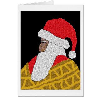 Noël du Nouveau Mexique Carte De Vœux