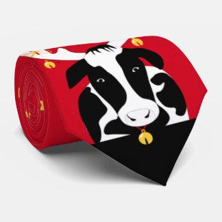 Noël effraye la cravate drôle