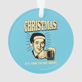 Noël : Il est temps d'obtenir très