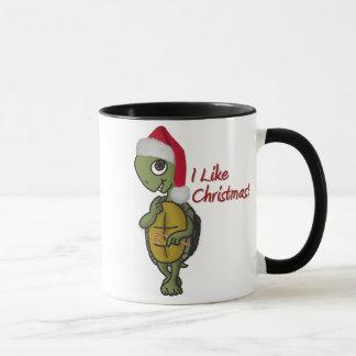 Noël-Je aiment Noël Mug