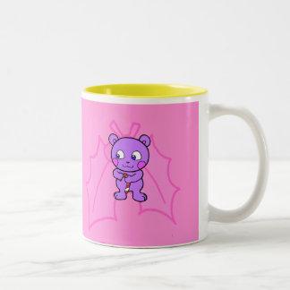 Noël mignon d'ours tasse à café