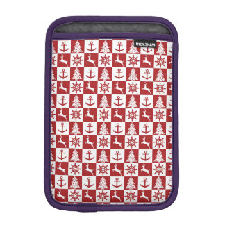 Noël nautique housse iPad mini