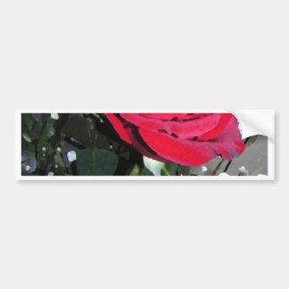 Noël nuptiale de partie de vacances Romance de ros Autocollants Pour Voiture