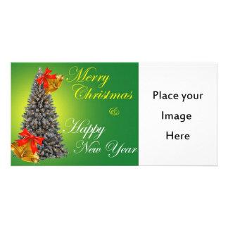 Noël Photocard Photocartes Personnalisées